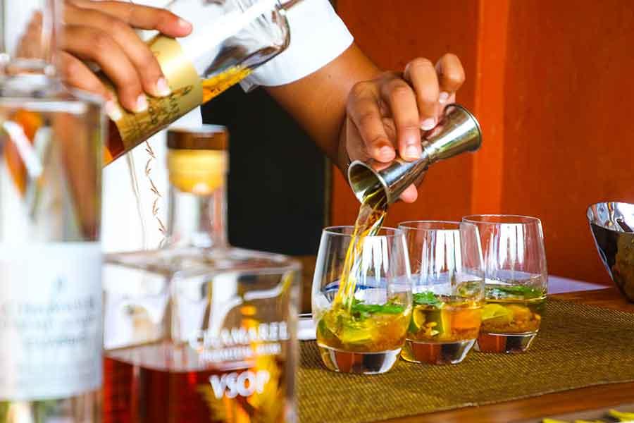 summer cocktails gluten free