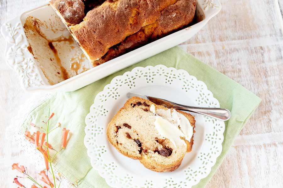 cinnamon bread gluten free