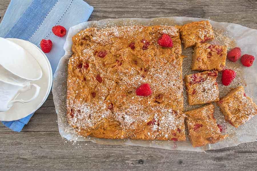 healthy breakfast cake