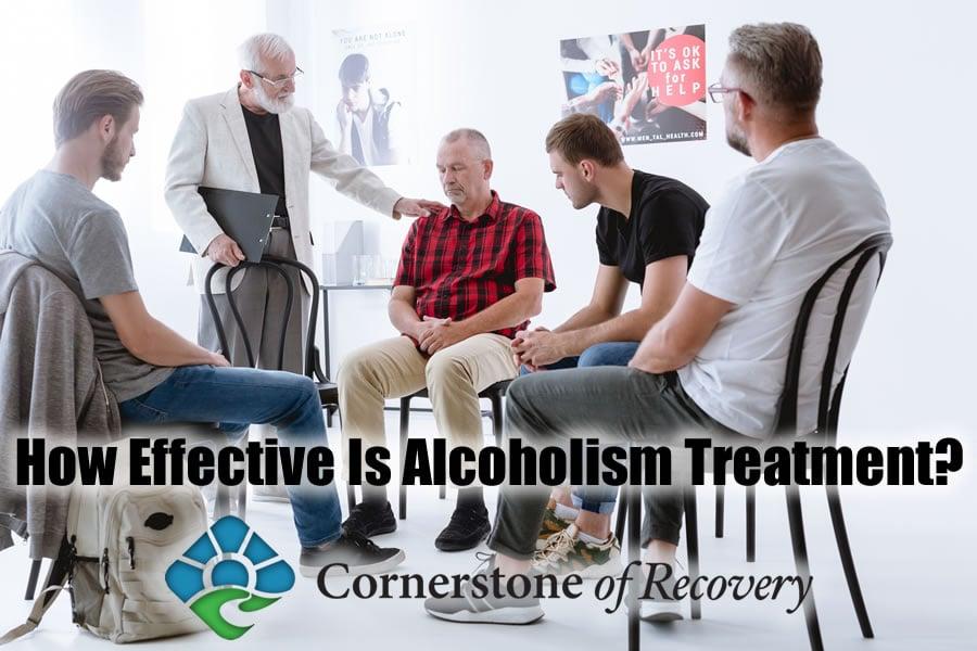 how effective is alcoholism treatment