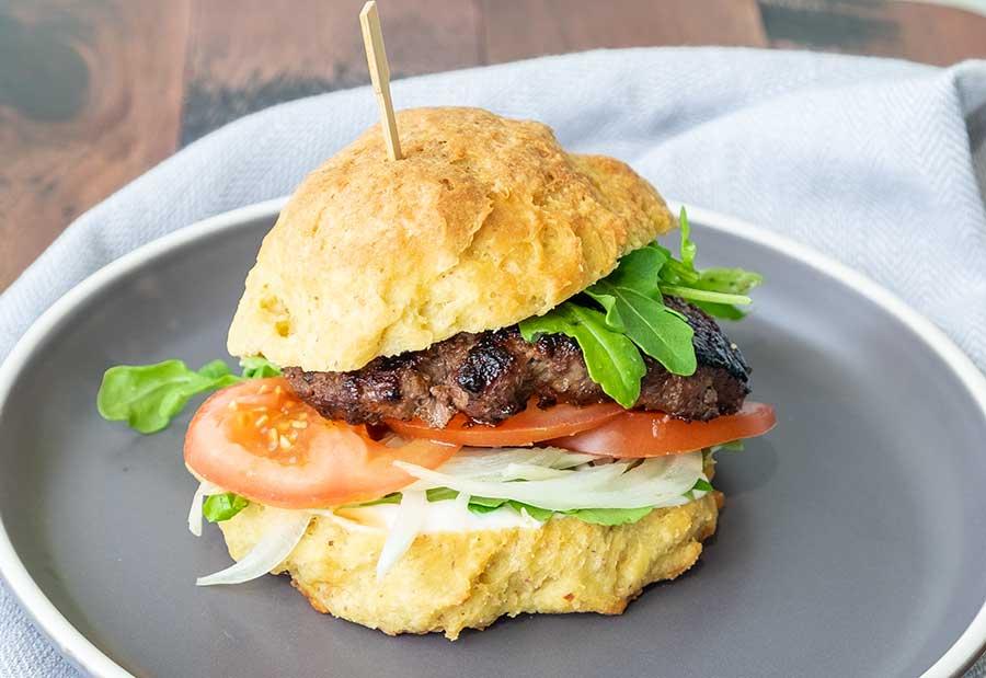 hamburger bun gluten free