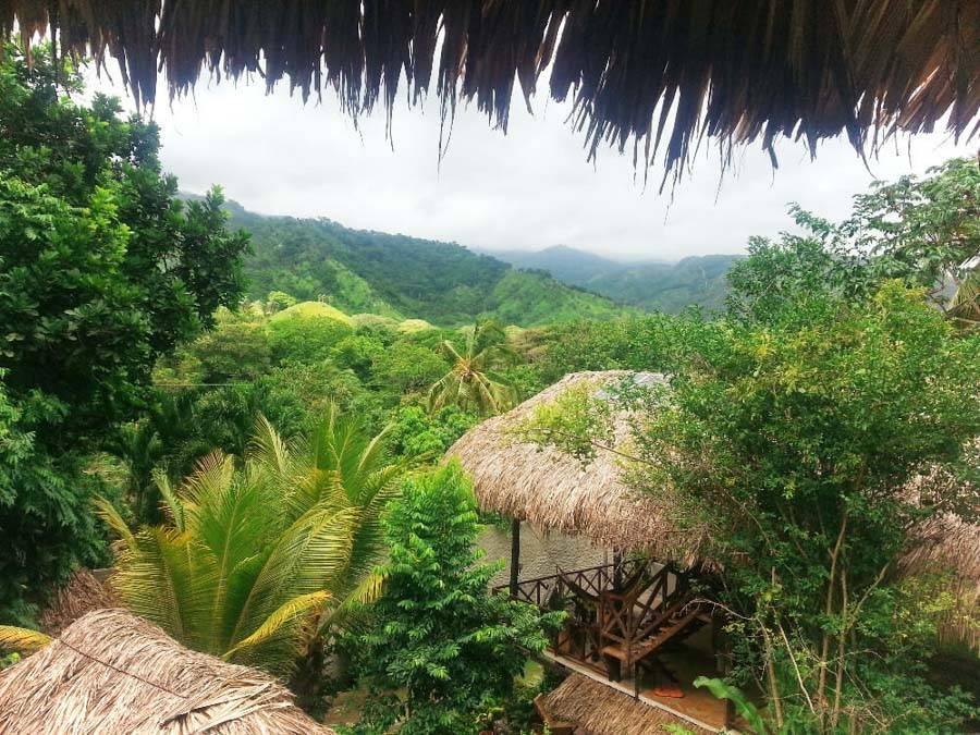 Eco Hostel Yuluka near Parque Tayrona in Colombia