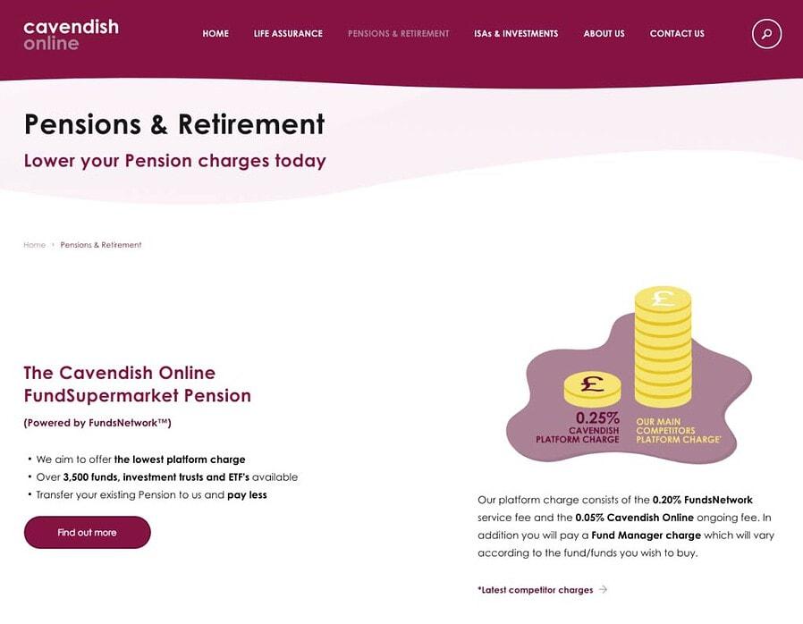 Cavendish Pensions Review