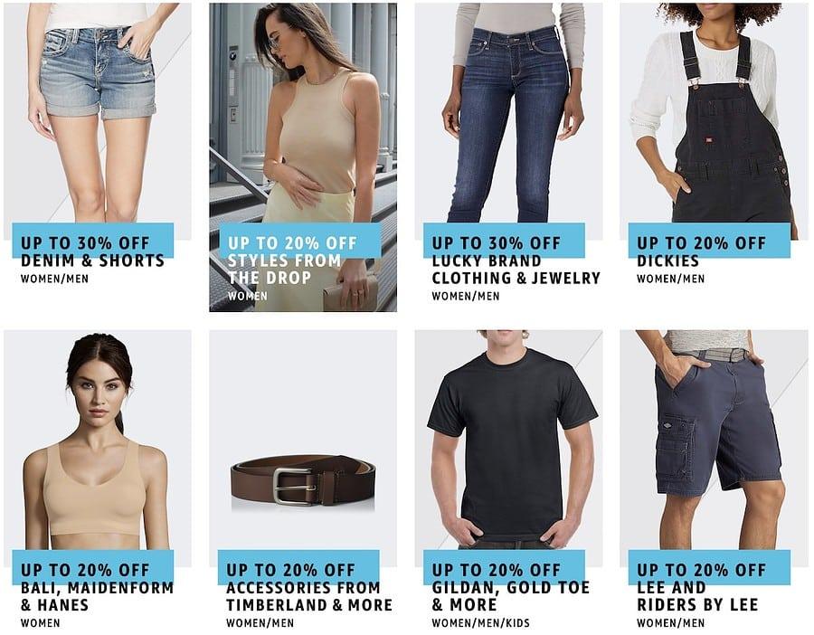 Sneak Peek Amazon Fashion Prime Day Deals
