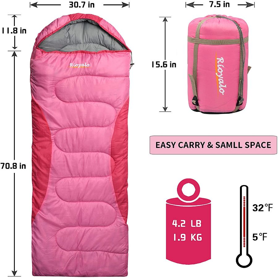 0 degree sleeping bag - photo 3