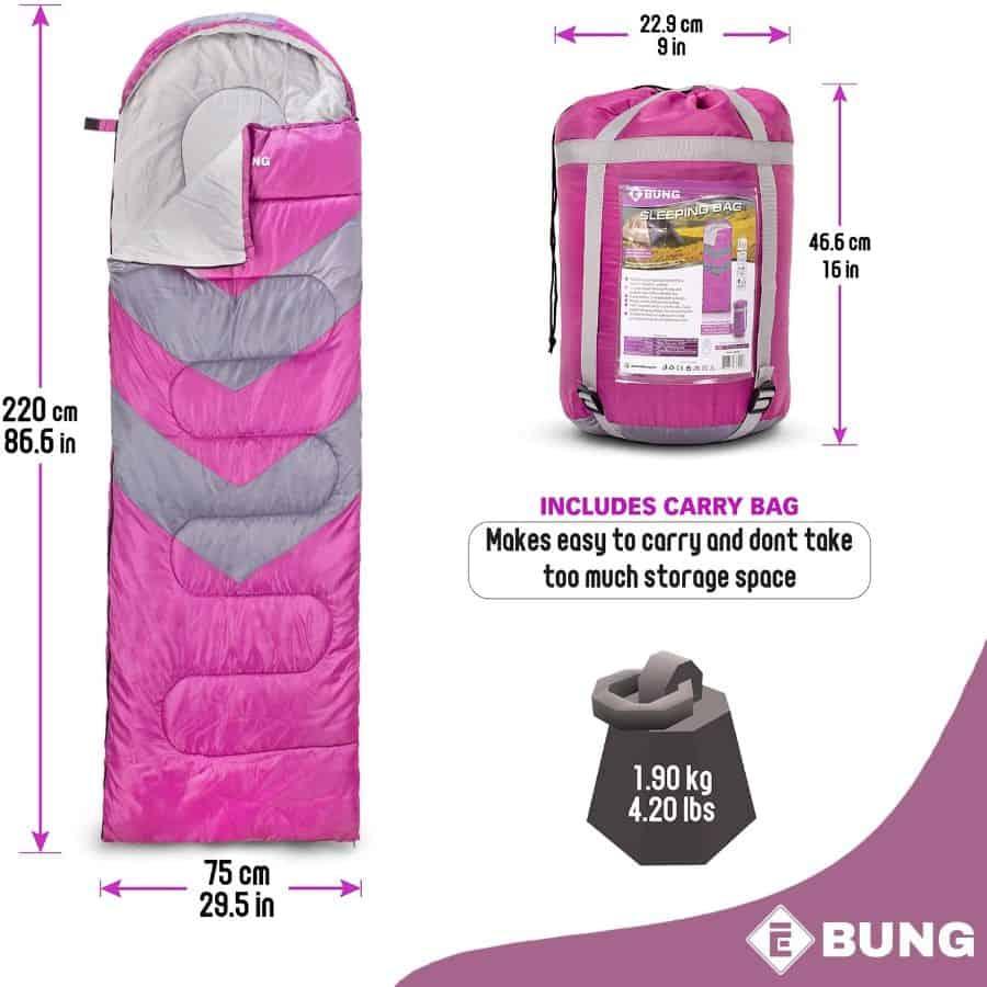Ebung sleeping bag - photo 4