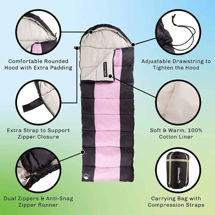 Wakerman pink bag - photo 2