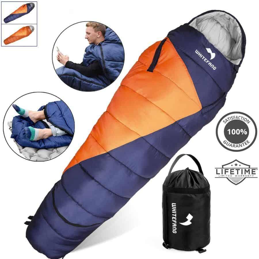 Whitefang sleeping bag - photo 1