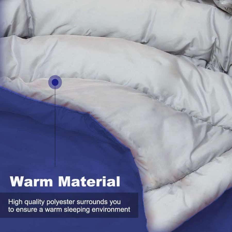 Whitefang sleeping bag - photo 2