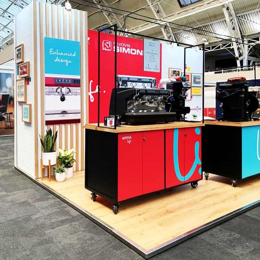 UCC Coffee - Cafe Culture - Business Design Centre