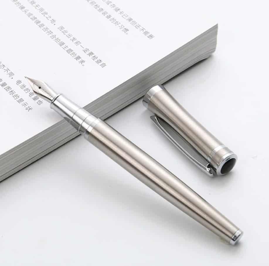 AliExpress MontBlanc Fountain Pen Replica Clone Alternative Cheap full metal 1