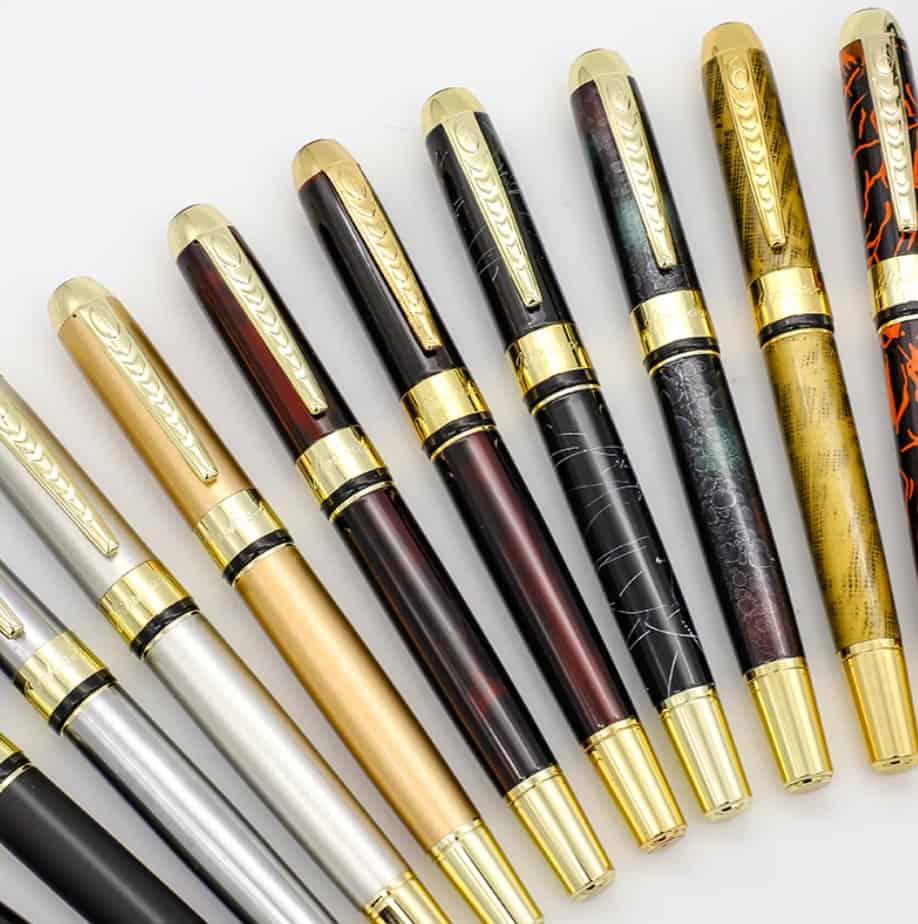 AliExpress MontBlanc Fountain Pen Replica Clone Alternative Cheap Luxury dolma kalem 1