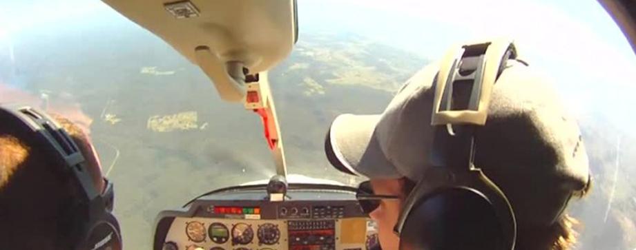 Spin endorsement flight training