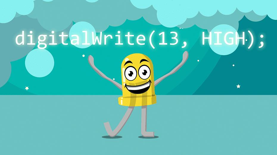 Arduino digitalWrite