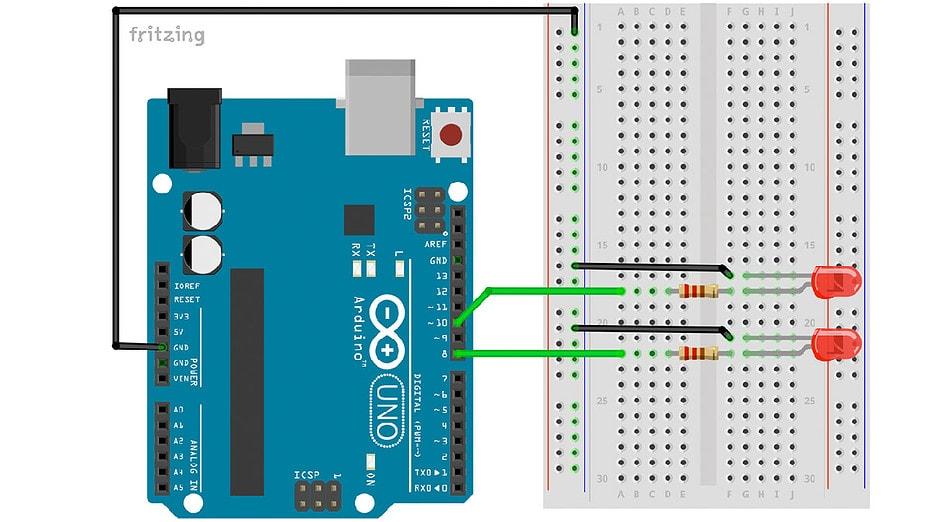 Timer mit Arduino - Alternative zum Delay