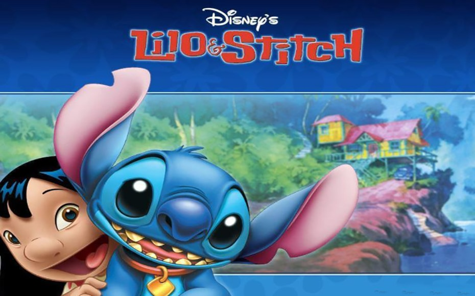 Lilo and Stitch Font Free Download