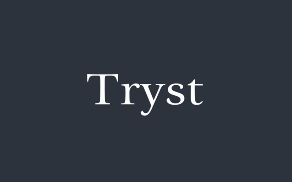 Tryst Font Family Free Download