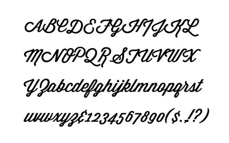 Wisdom Script Font Free Download