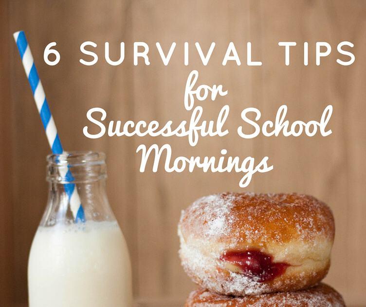 6 Survival Tips