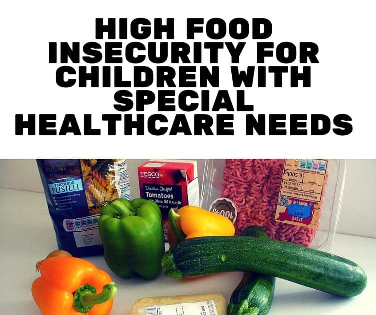 High Food Insecurity