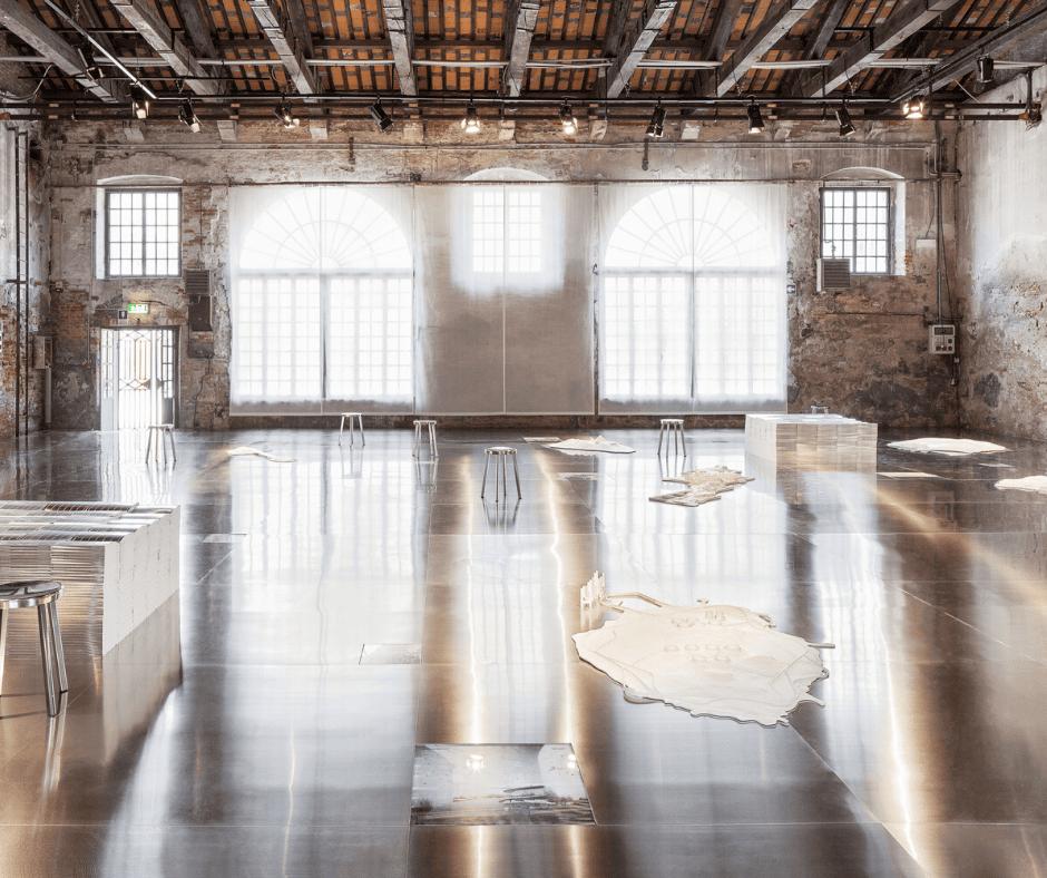 Kuwait Pavilion – Biennale di Architettura di Venezia 2016