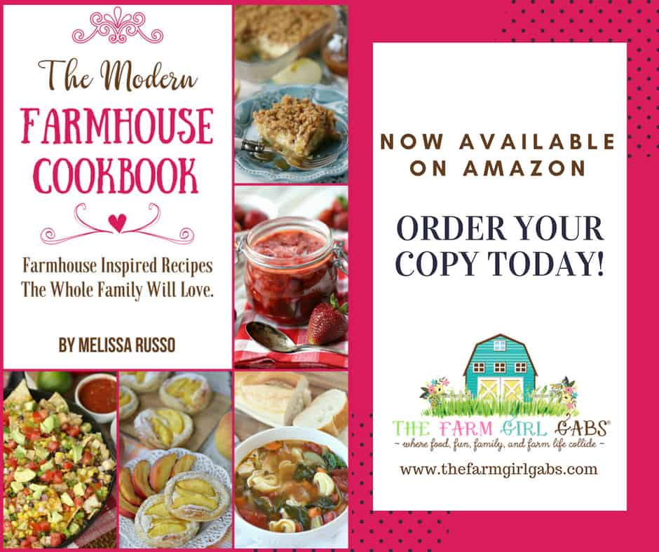 The Modern Farmhouse Cookbook By Melissa Russo