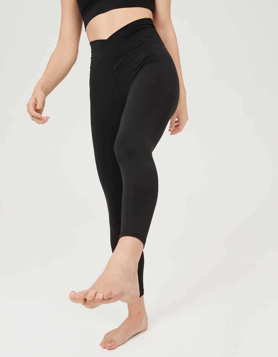 AE OFFLINE Real Me High Waisted Crossover Legging