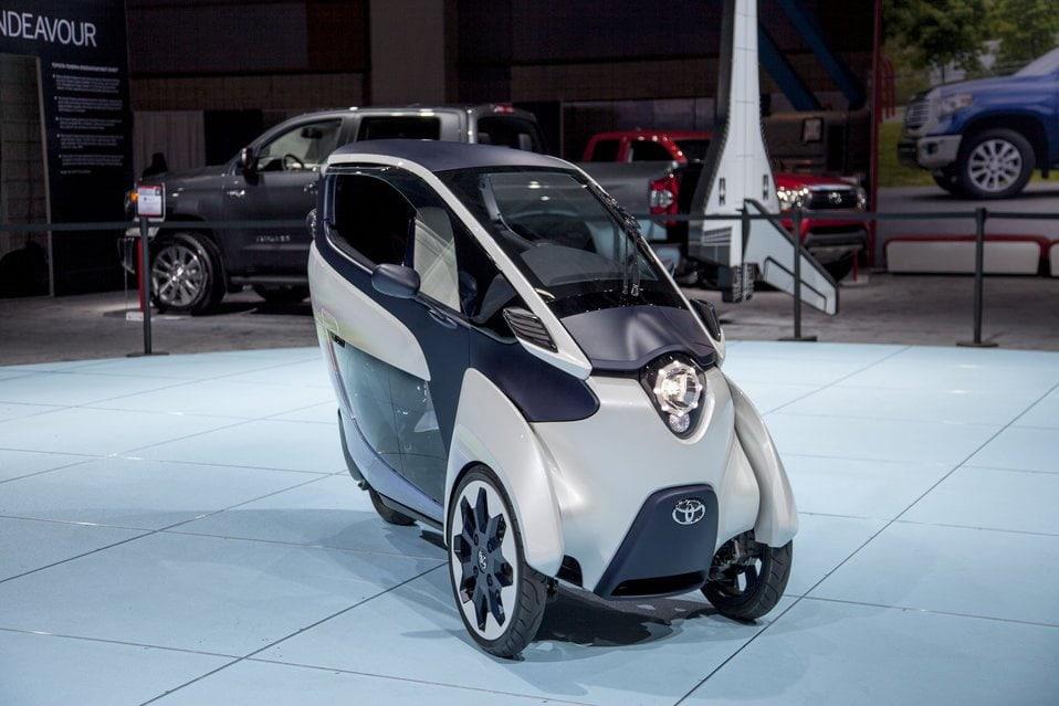 pojazdy trójkołowe elektryczne
