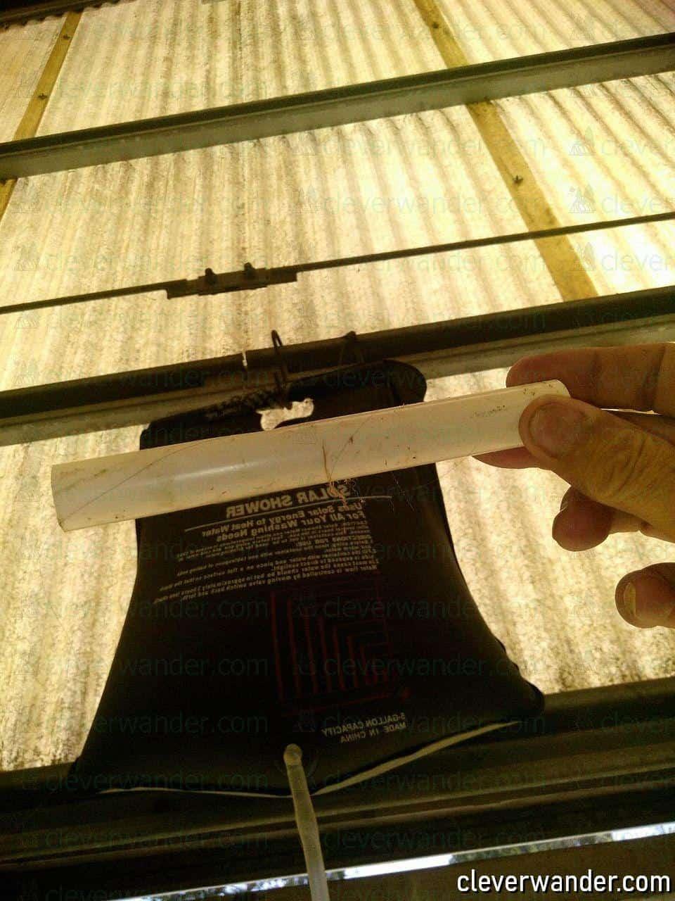 Coleman Gallon Solar Shower - image review 3
