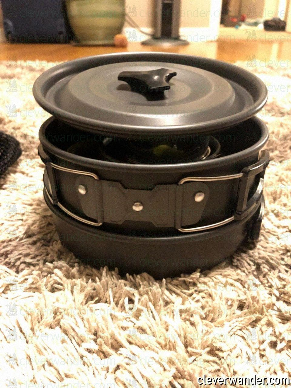Odoland Camping Cookware - image review - 1