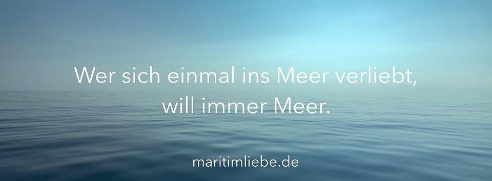 Meersprüche maritimliebe.de