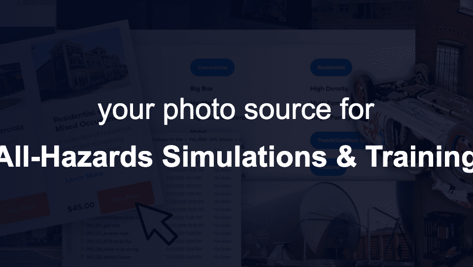 Using Photos4Sims for Fire & Safety Simulations