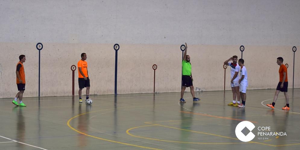 Flores de Ávila y Emjamesa ibéricos empataron su partido del Torneo de verano de FS.