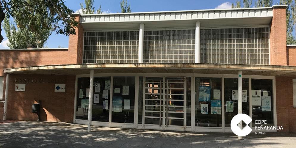 Centro de salud de Peñaranda de Bracamonte.