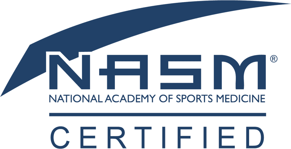 NASM LOGO - Recover Physiotherapy