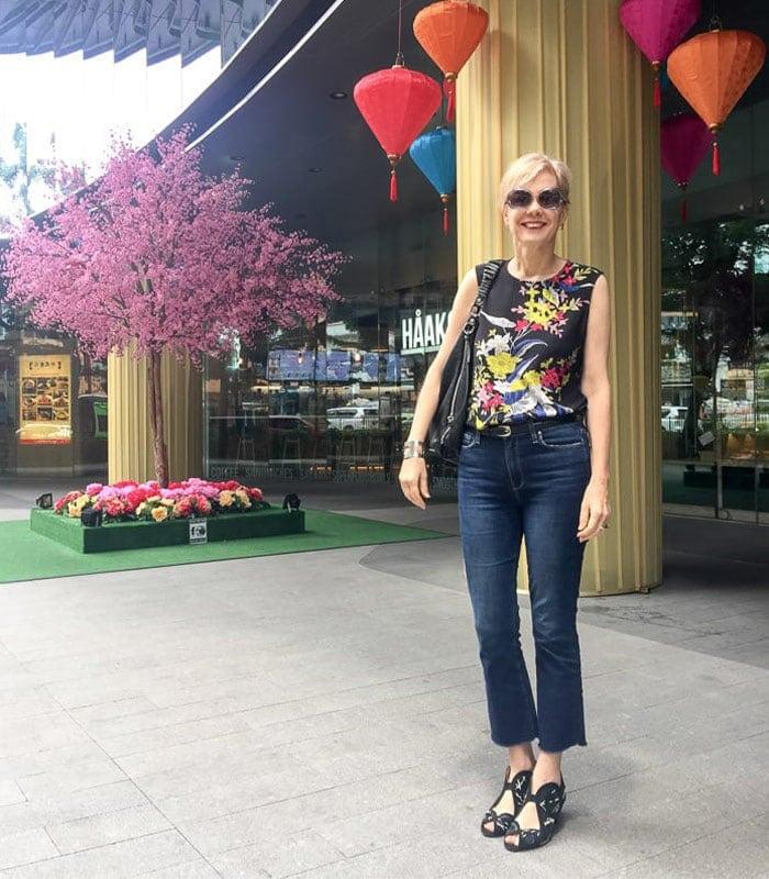 An Unexpected Brand Crush: Diane Von Furstenberg (DVF)   40plusstyle.com