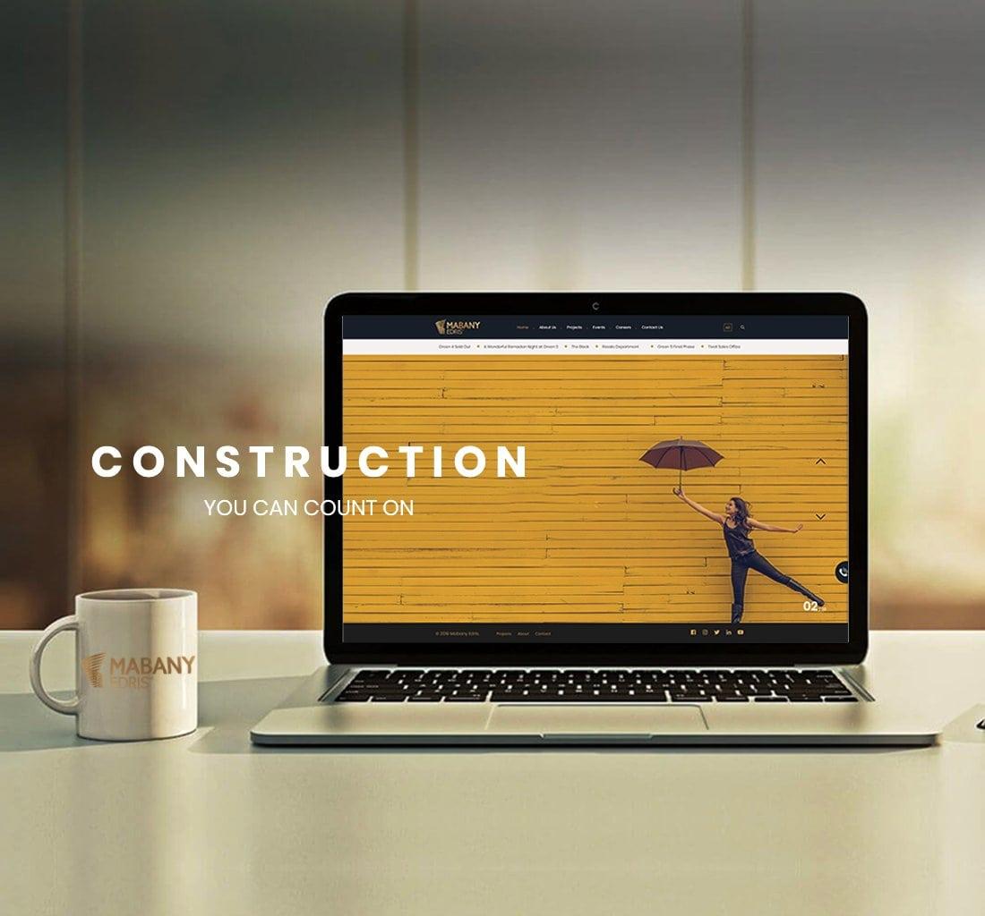 Alex Web Design, website development and mobile app development company clients in Egypt - Mabany Edris