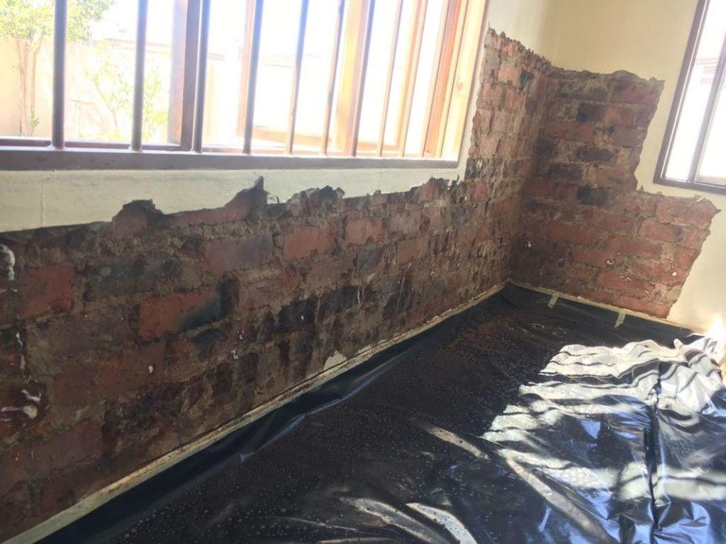 Damp Proofing Johannesburg