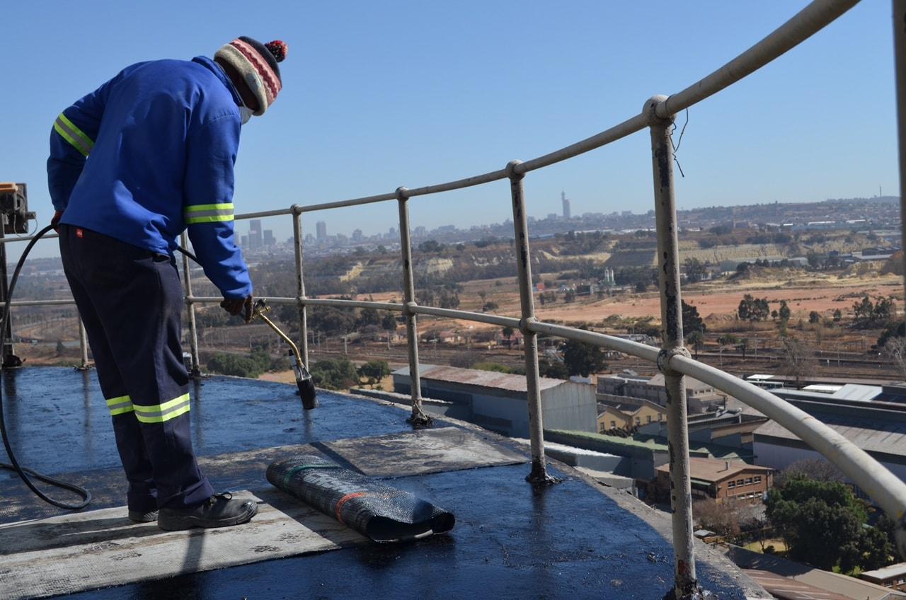 specialised waterproofing contractors