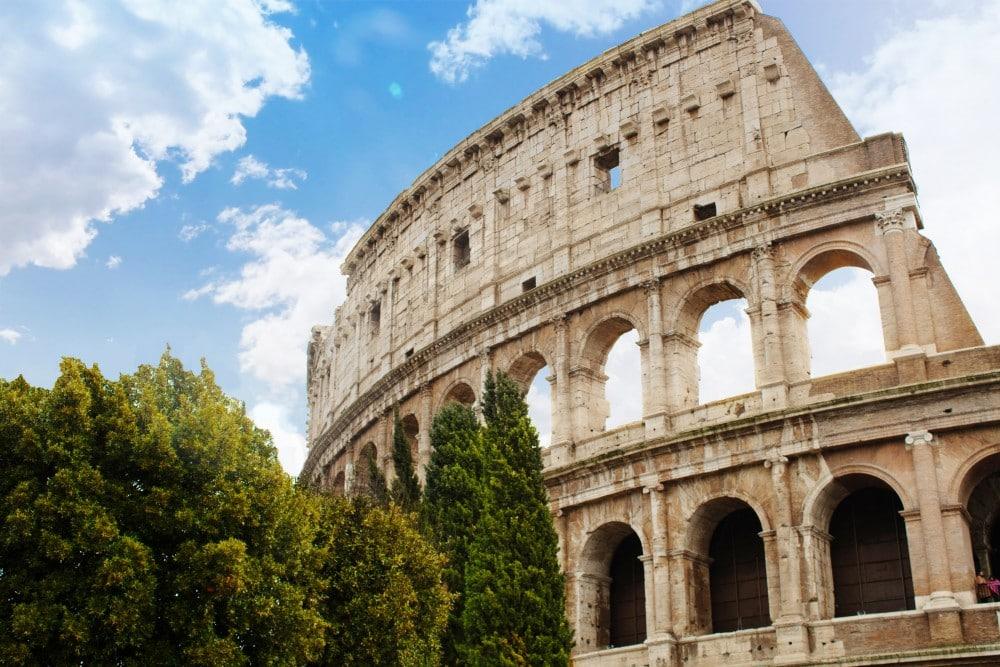 Praktický cestopis Řím a Vatikán