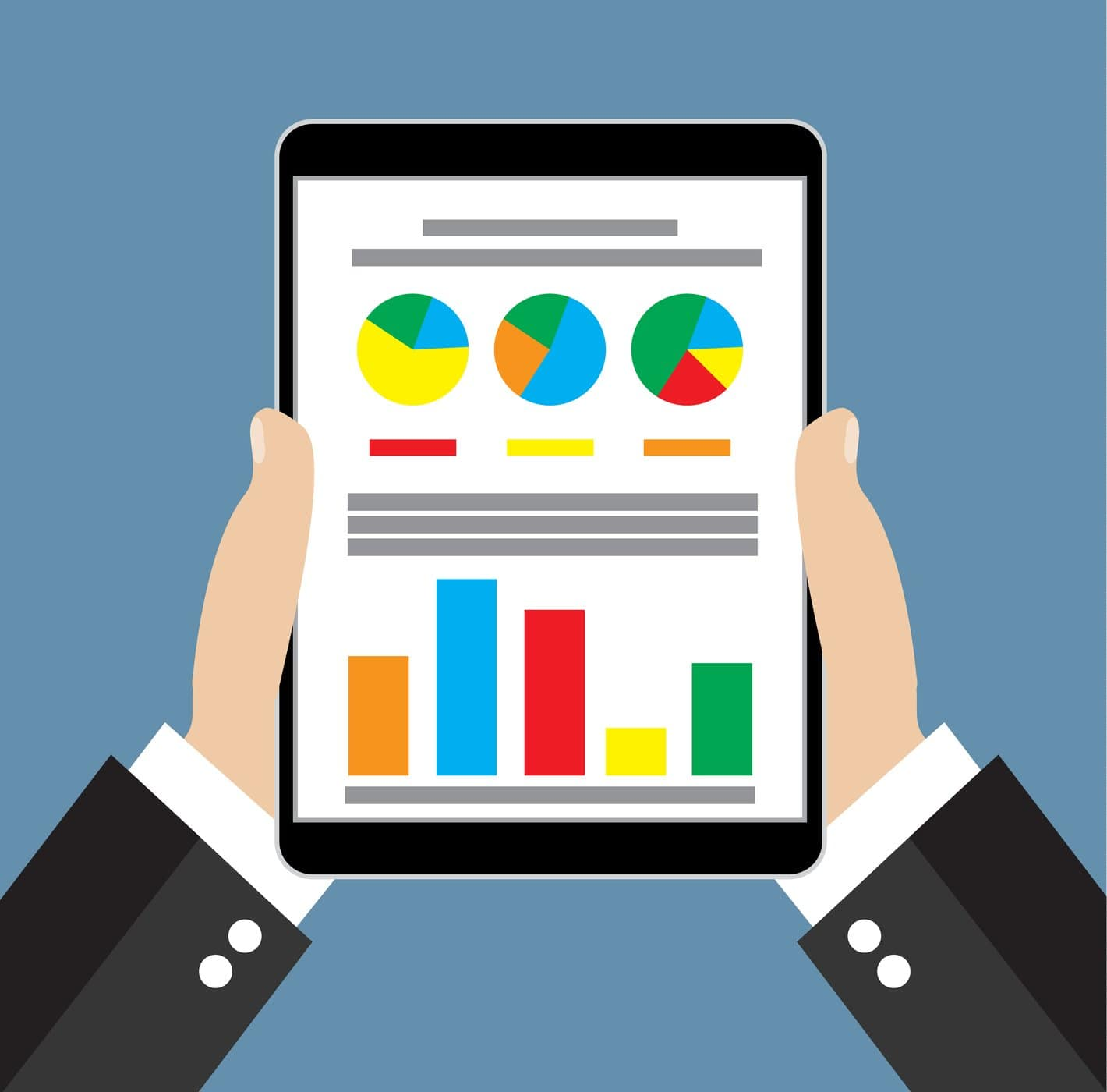 3 Rules for the Content of Your HR Dashboard