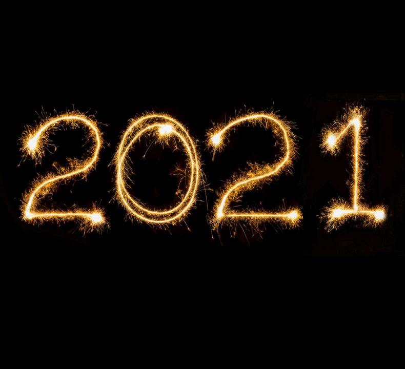 Top 10 objectifs 2021