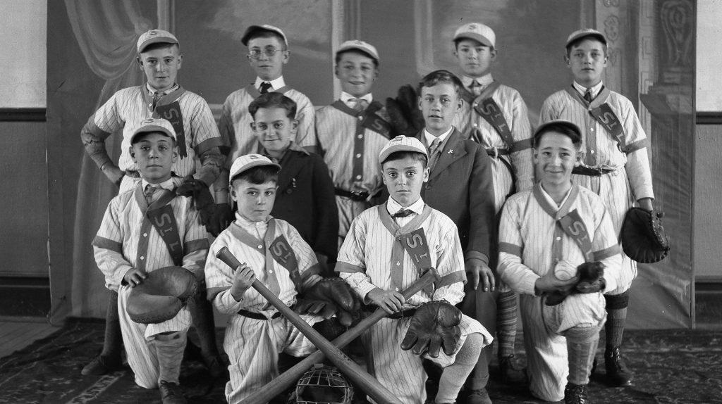 Équipes de baseball