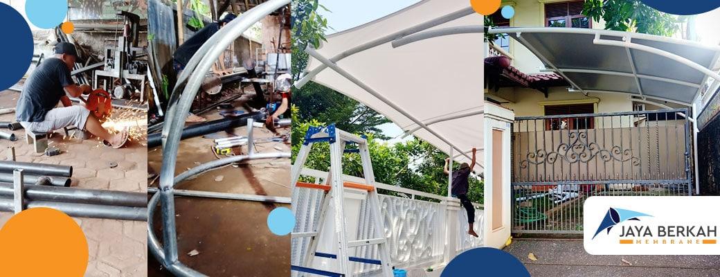 Jaya Berkah Spesialis Tenda Membrane