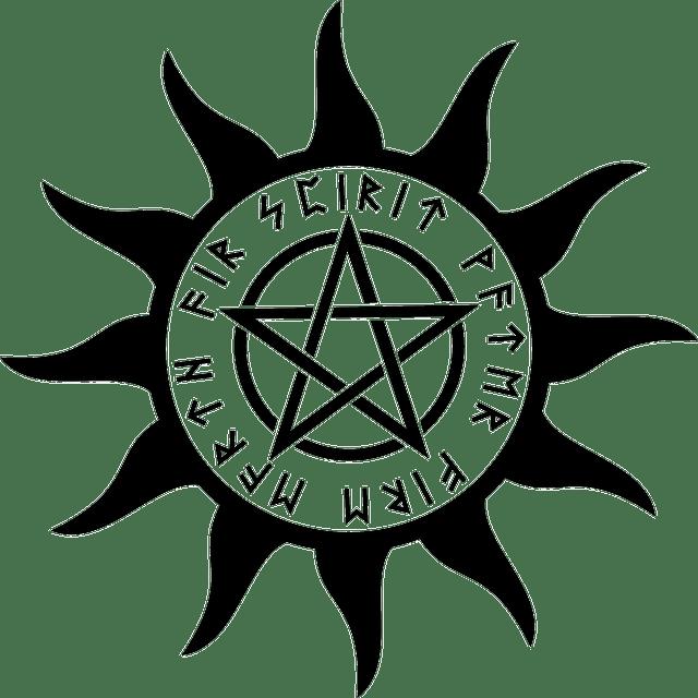 Pentagram photo