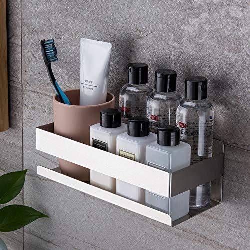 Ruicer Duschkorb Selbstklebender Duschregal Ohne Bohren Duschablage für Badezimmer - 2