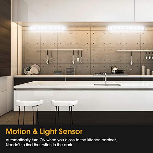 Moston LED-Unterbauleuchte mit Bewegungsmelder - 5
