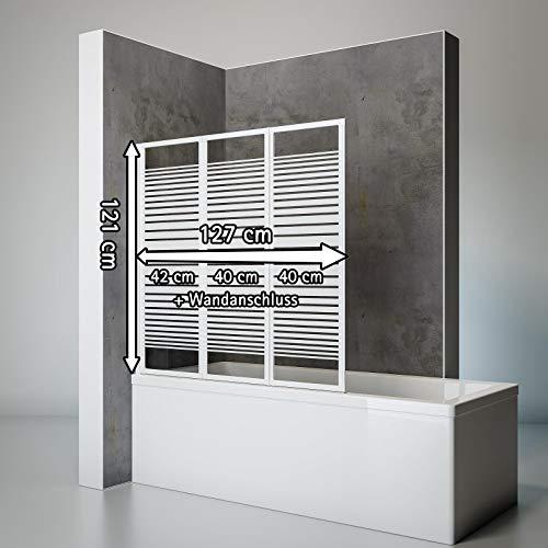 Schulte Duschwand Smart inkl. Klebe-Montage - 3