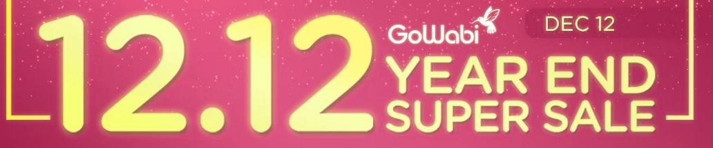 Year End Super Sale โกวาบิ