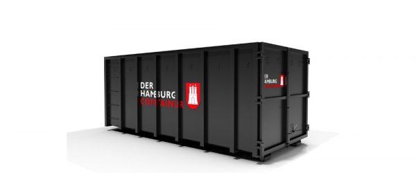 24 kubikmeter Container mieten hamburg